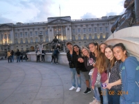 English World's Trip to London August 2014